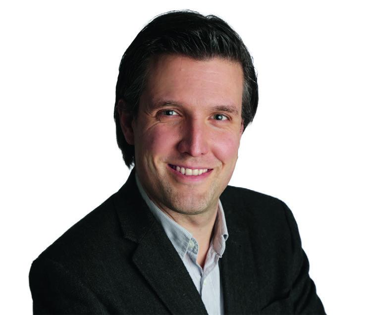Chefredakteur Holger Kieburg