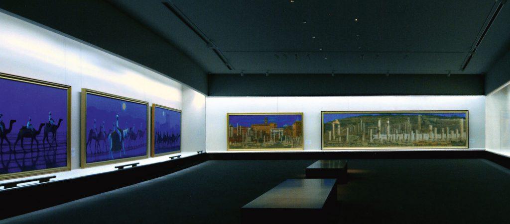Galerie ©Silk Road Museum Japan
