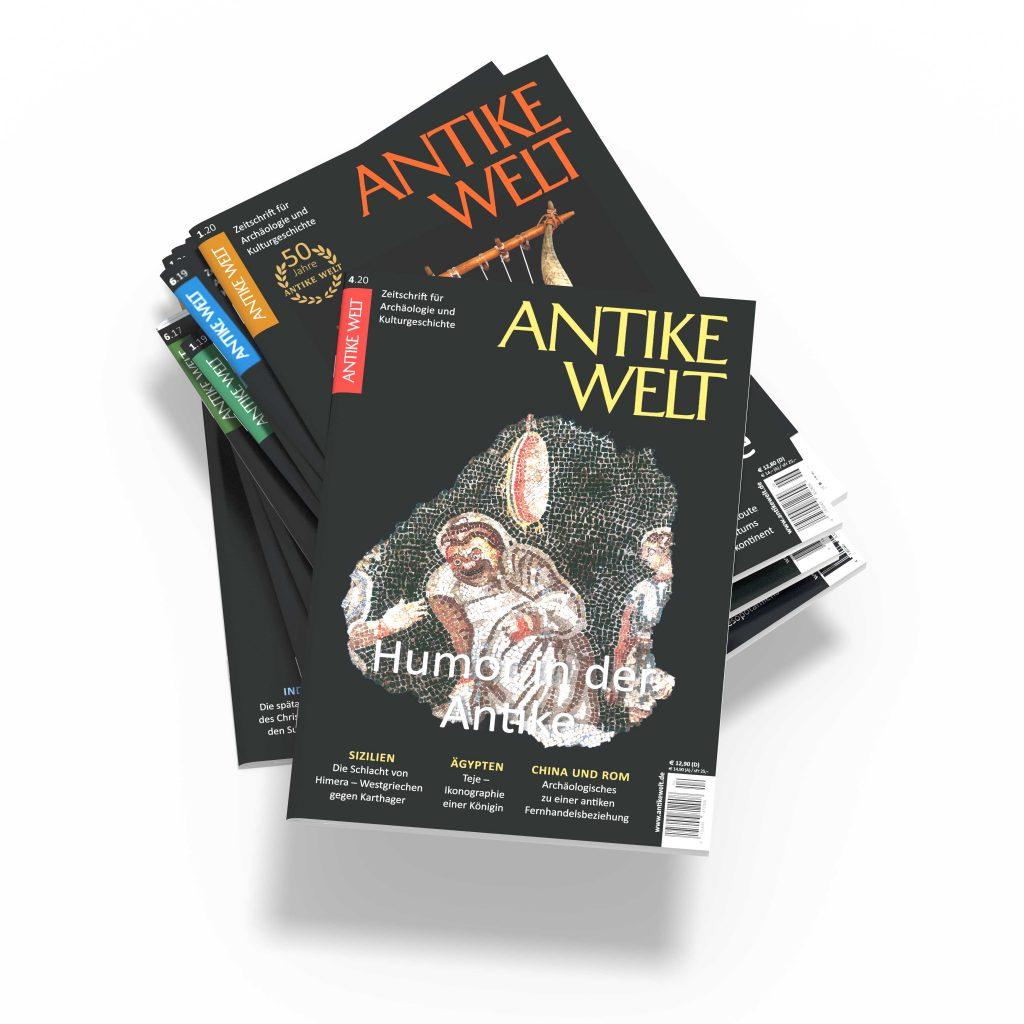 Antike Welt Zeitschrift für Archäologie und Kulturgeschichte