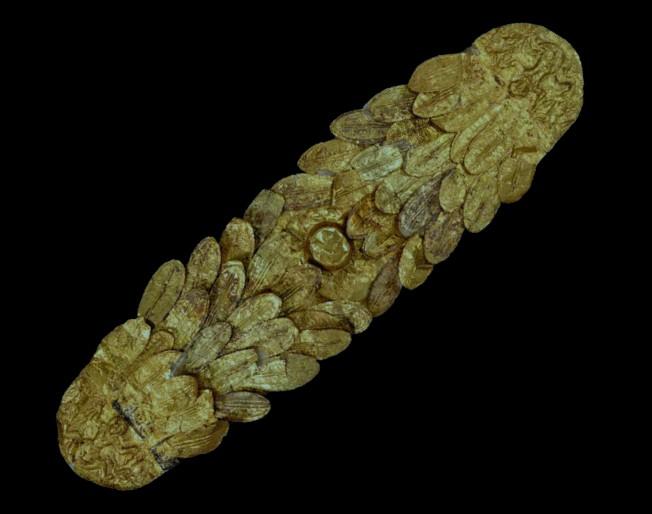 etruskischer Totenkranz