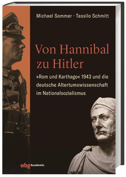 """Cover: Von Hannibal zu Hitler. """"Rom und Karthago"""""""