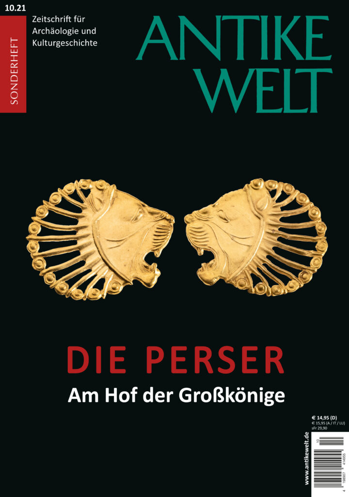 Cover Sonderheft Antike Welt Die Perser