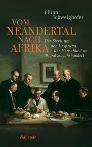 Cover zu Vom Neandertal nach Afrika
