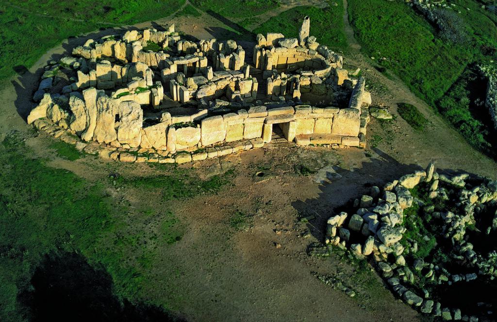 Steintempel in Malta