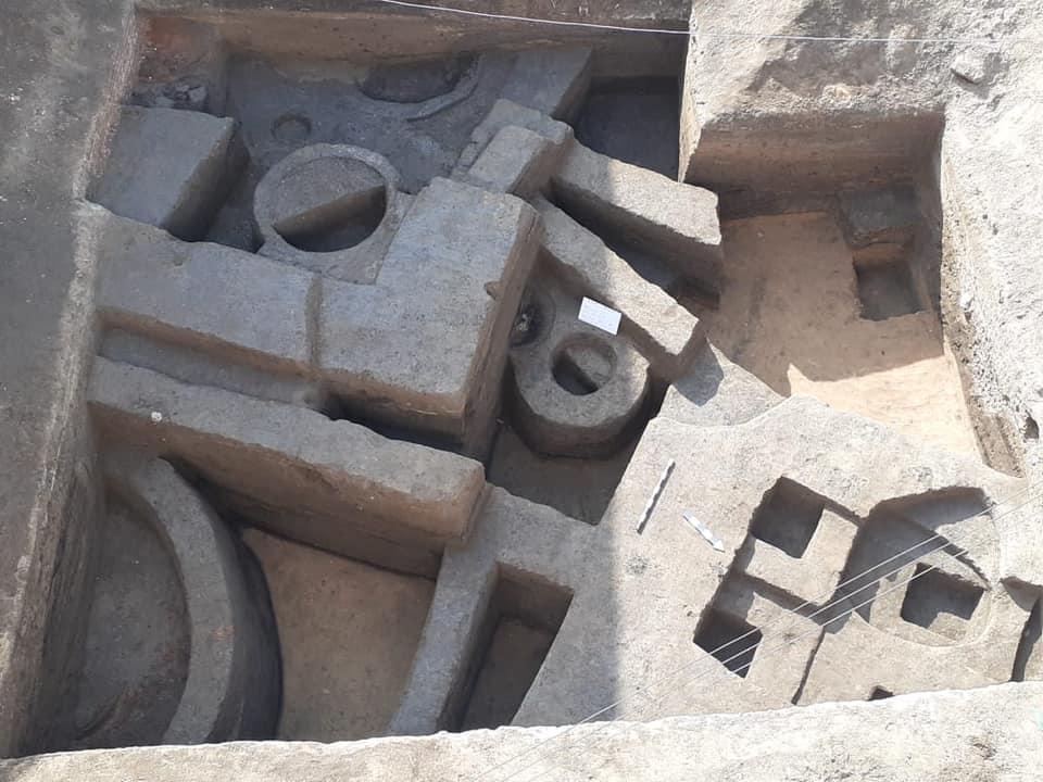 Teile der Töpferwerkstatt (Credit: Ministerium für Tourismus und Kultur)